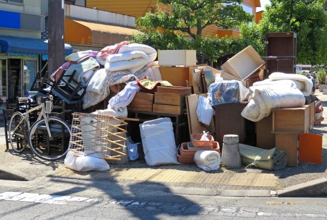 足立区不用品回収ライジング|回収品目例