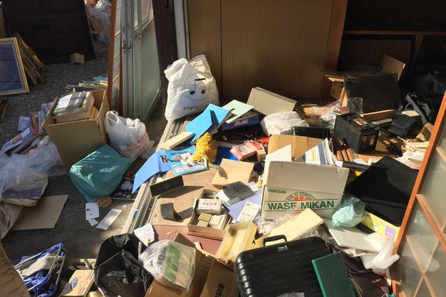 足立区不用品回収ライジング|片付け整理品目例