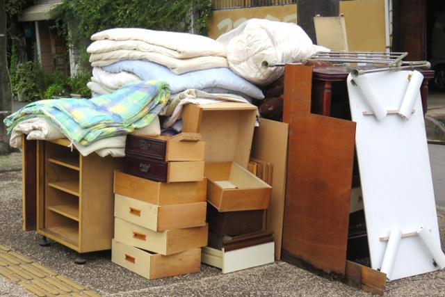足立区不用品回収ライジング|タンス・箱物家具 回収品目例